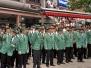 Schützenfest Samstag Zapfenstreich - 3. Juli 2010